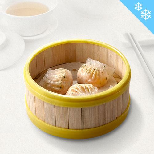 Jia He Fresh Prawn Dumpling (8pcs/pkt) /// 嘉和鲜虾饺 (8粒装)