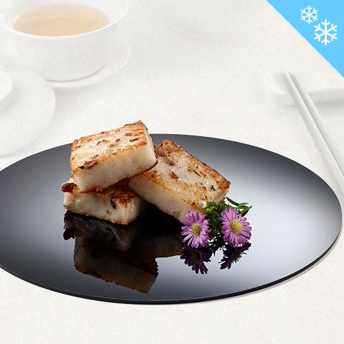 Jia He Pan-fried Carrot Cake (8pcs/pkt) /// 嘉和香煎萝卜糕 (8片装)